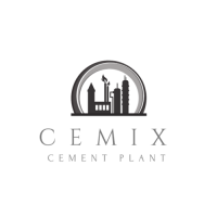 Cemix Cement Plant Logo